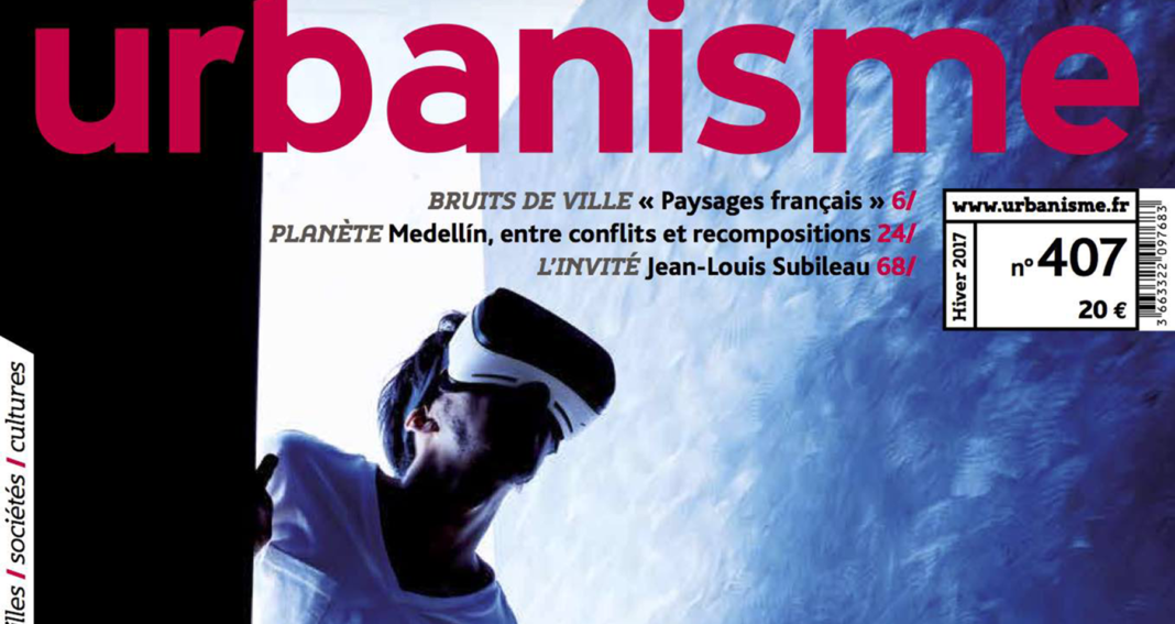 """UdM honored in the French magazine """"Urbanisme""""!"""